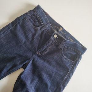 7FAMK Ginger flare jeans